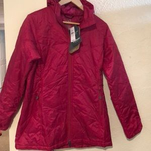 NWT llbean primaloft packaway jacket